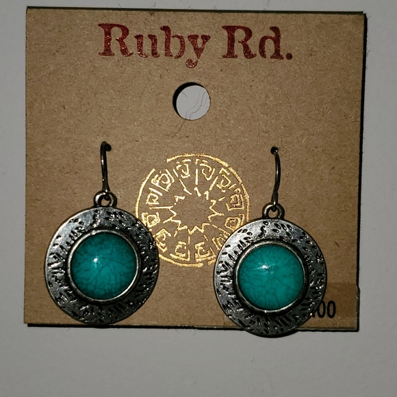 Ruby Rd. Jewelry - Necklace and matching earrings
